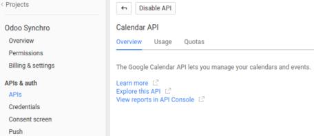 How to synchronize your calendar with Google Calendar — Odoo